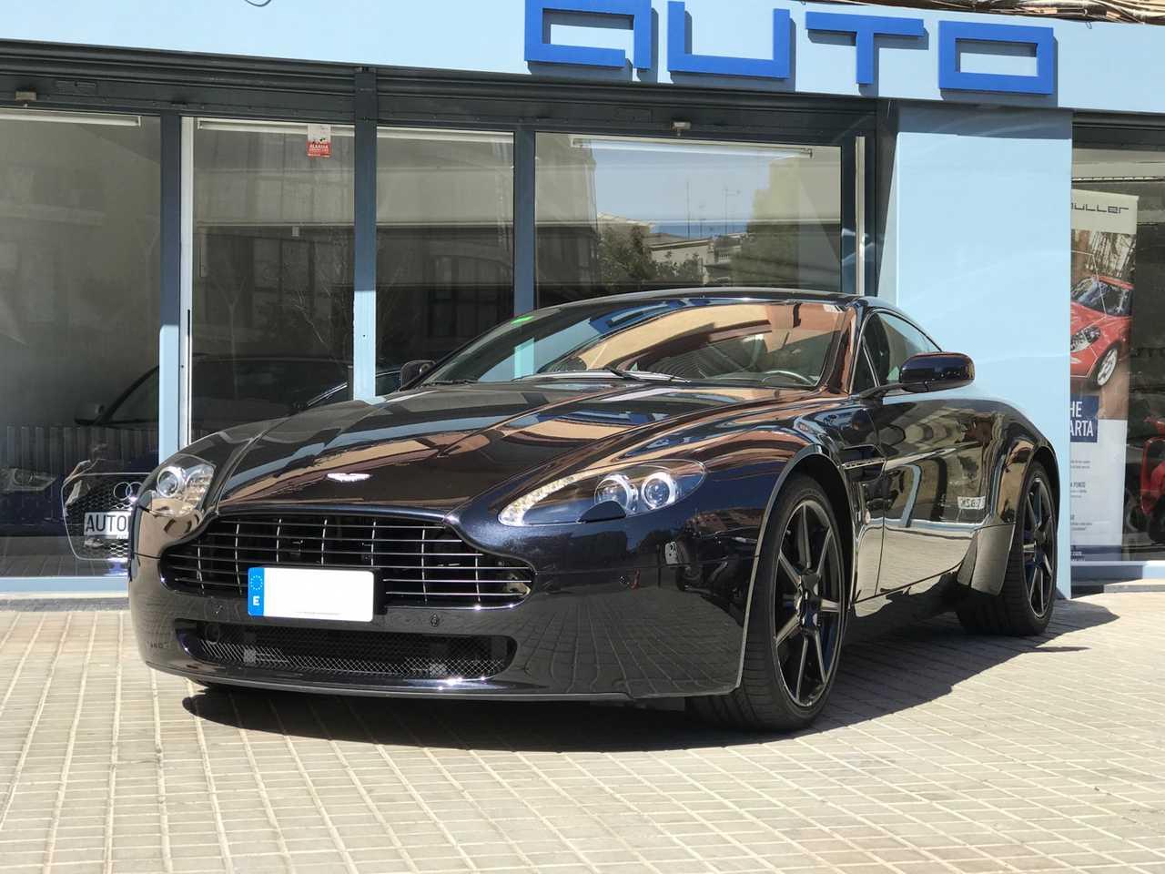 Aston martin Vantage Gasolina en Barcelona