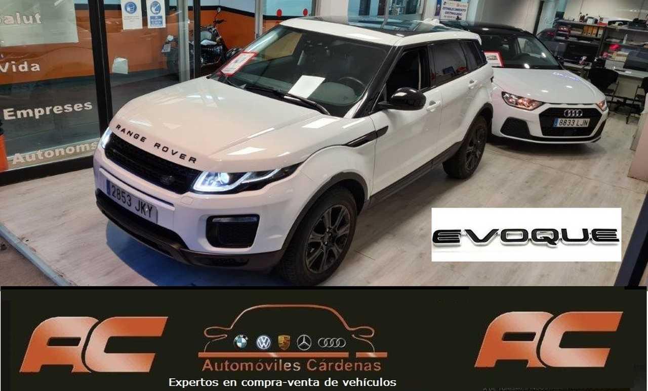 Land-Rover Range Rover Evoque Diésel en Mataró