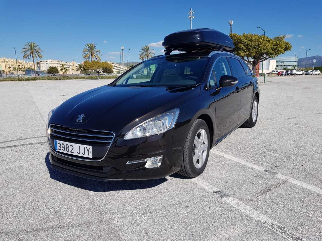 Peugeot 508 SW ocasión segunda mano 2012 Diésel por 8.900€ en Málaga