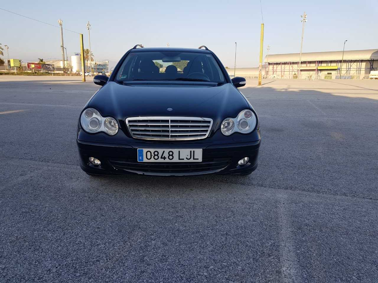 Mercedes Benz Clase C Estate ocasión segunda mano 2005 Diésel por 6.500€ en Málaga
