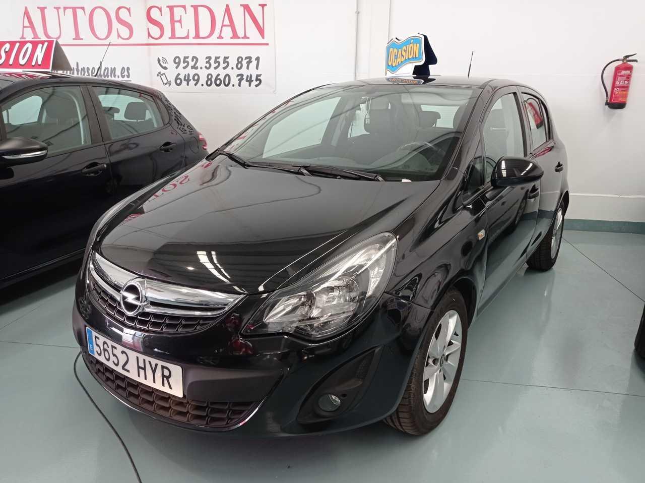 Opel Corsa ocasión segunda mano 2014 Gasolina por 5.500€ en Málaga