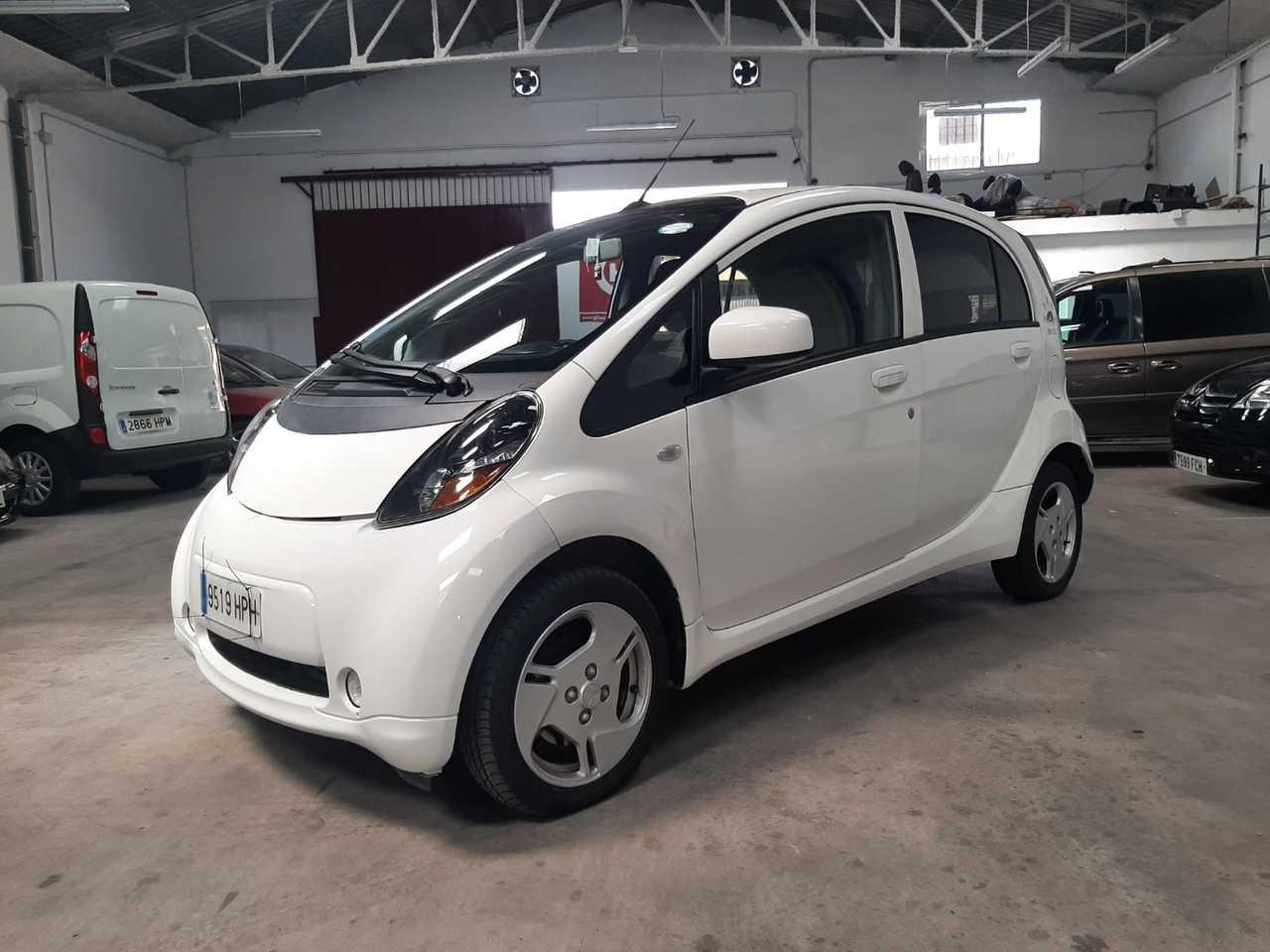 Mitsubishi i-miev ocasión segunda mano 2013 Eléctrico por 5.900€ en Málaga