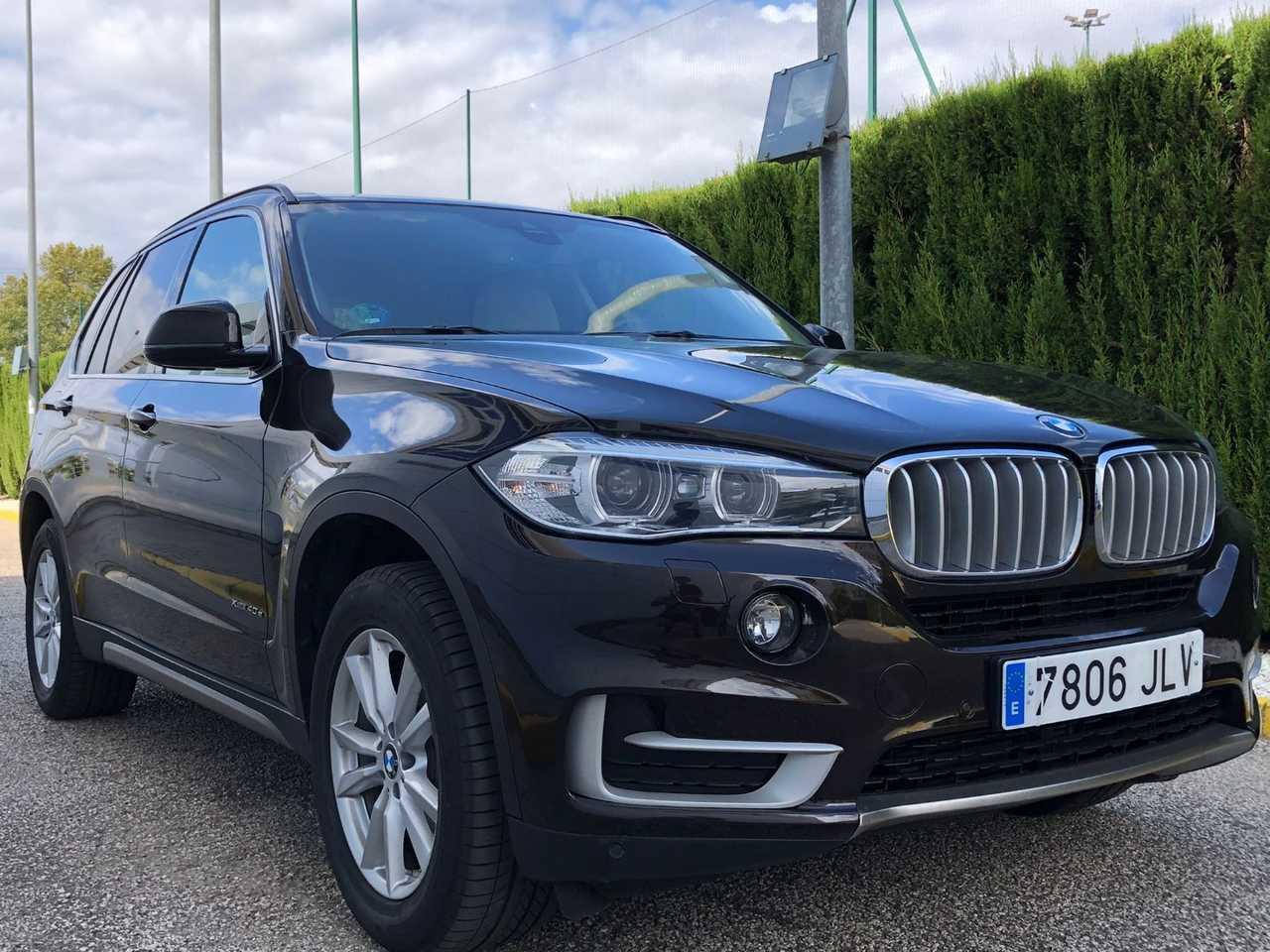 BMW X5 ocasión segunda mano 2016 Híbrido por 34.900€ en Málaga