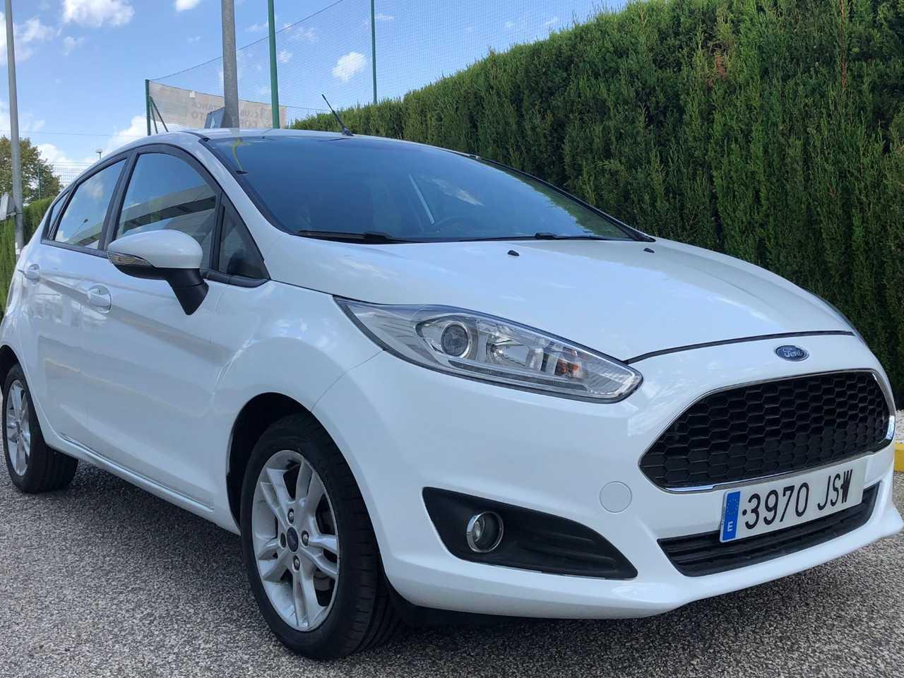 Ford Fiesta ocasión segunda mano 2016 Diésel por 9.900€ en Málaga