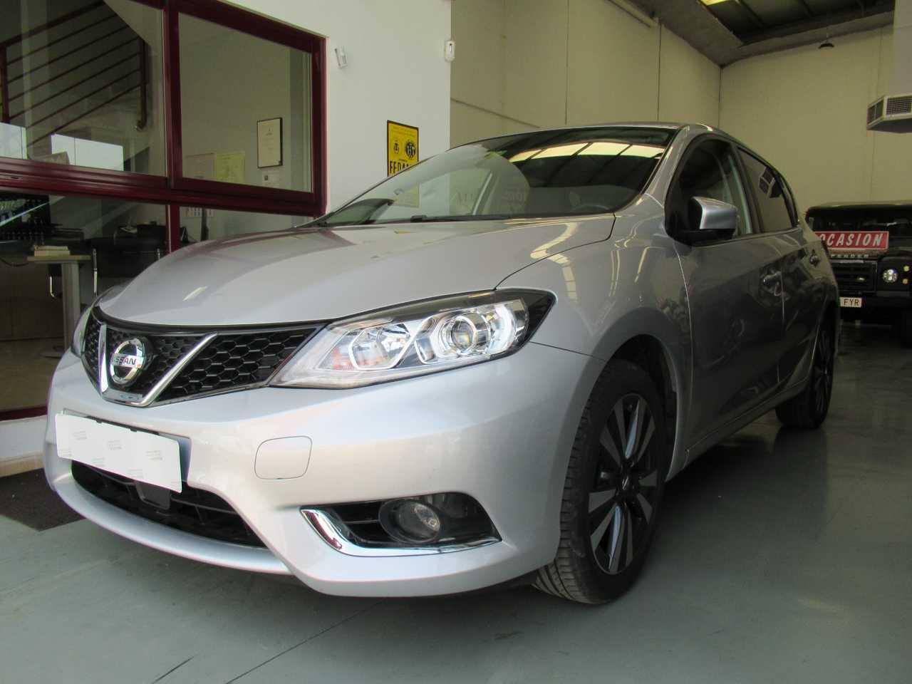 Nissan Pulsar ocasión segunda mano 2017 Gasolina por 14.500€ en Málaga