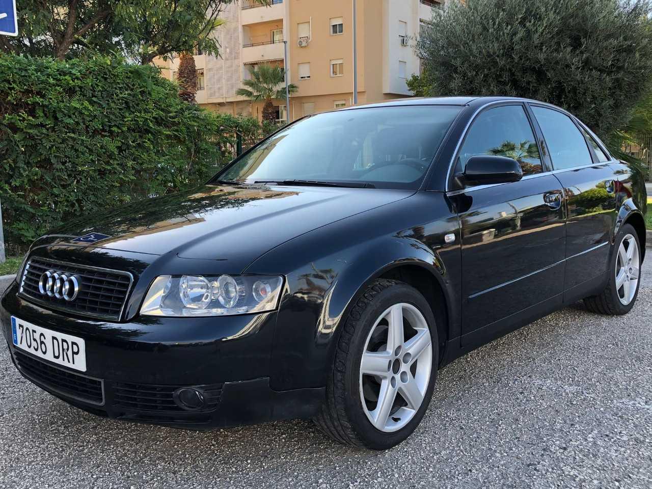 Audi A4 ocasión segunda mano 2005 Diésel por 4.800€ en Málaga