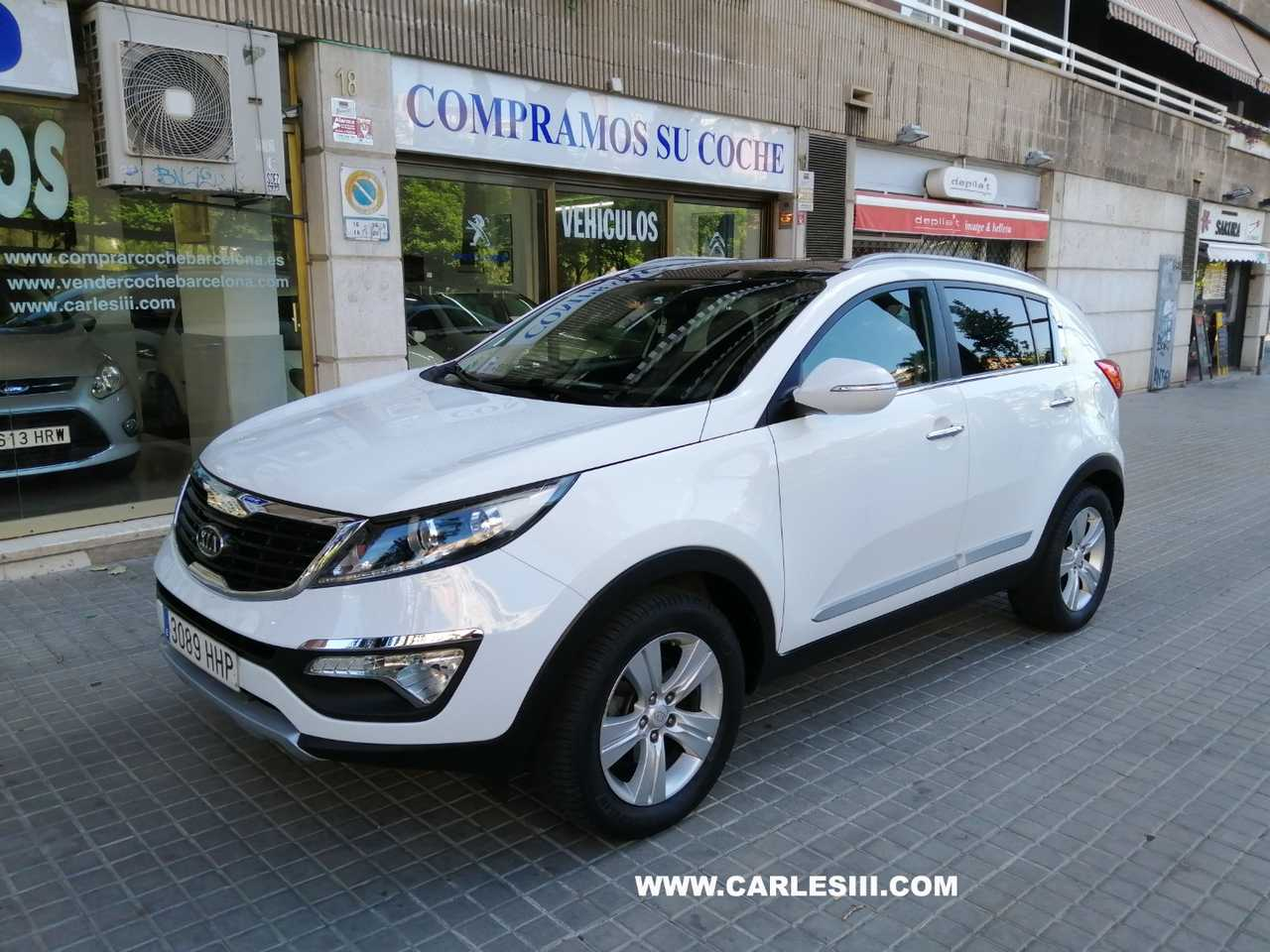 Kia Sportage Gasolina en Barcelona