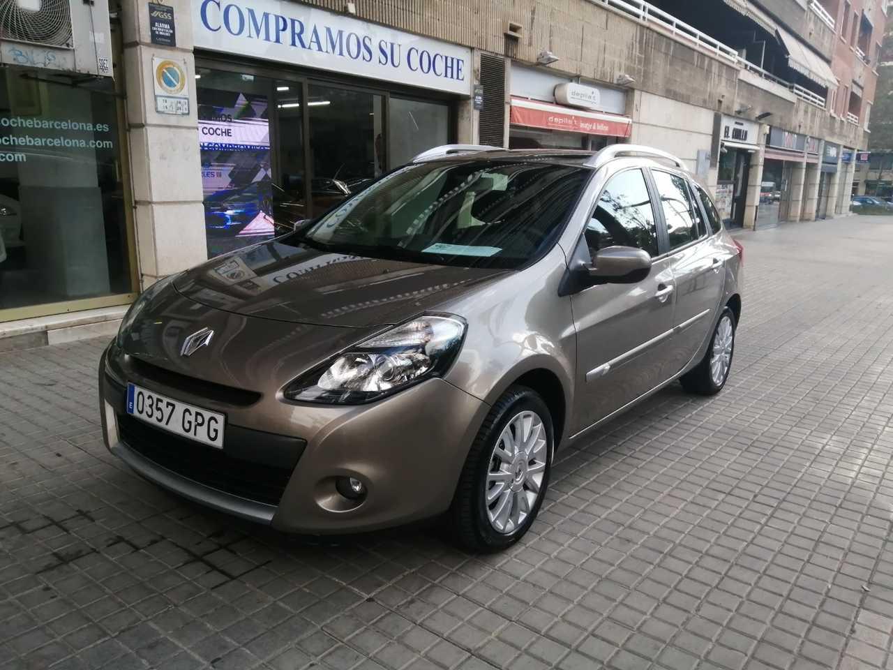 Renault Clio Diésel en Barcelona