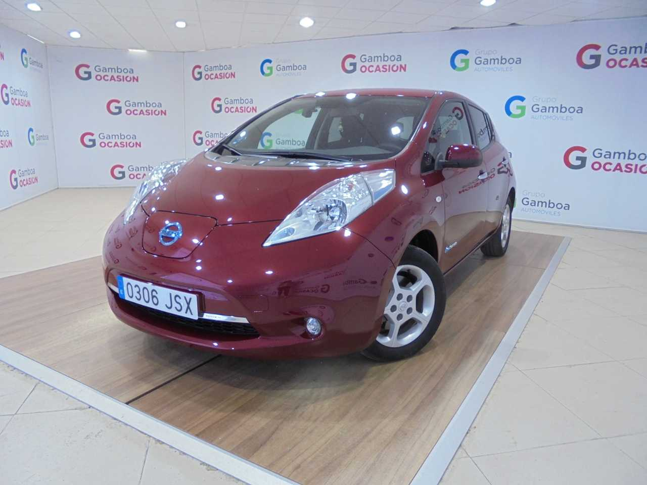 Foto Nissan Leaf 2