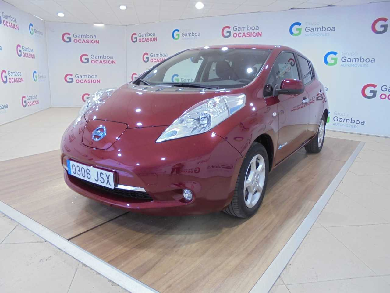 Foto Nissan Leaf 3