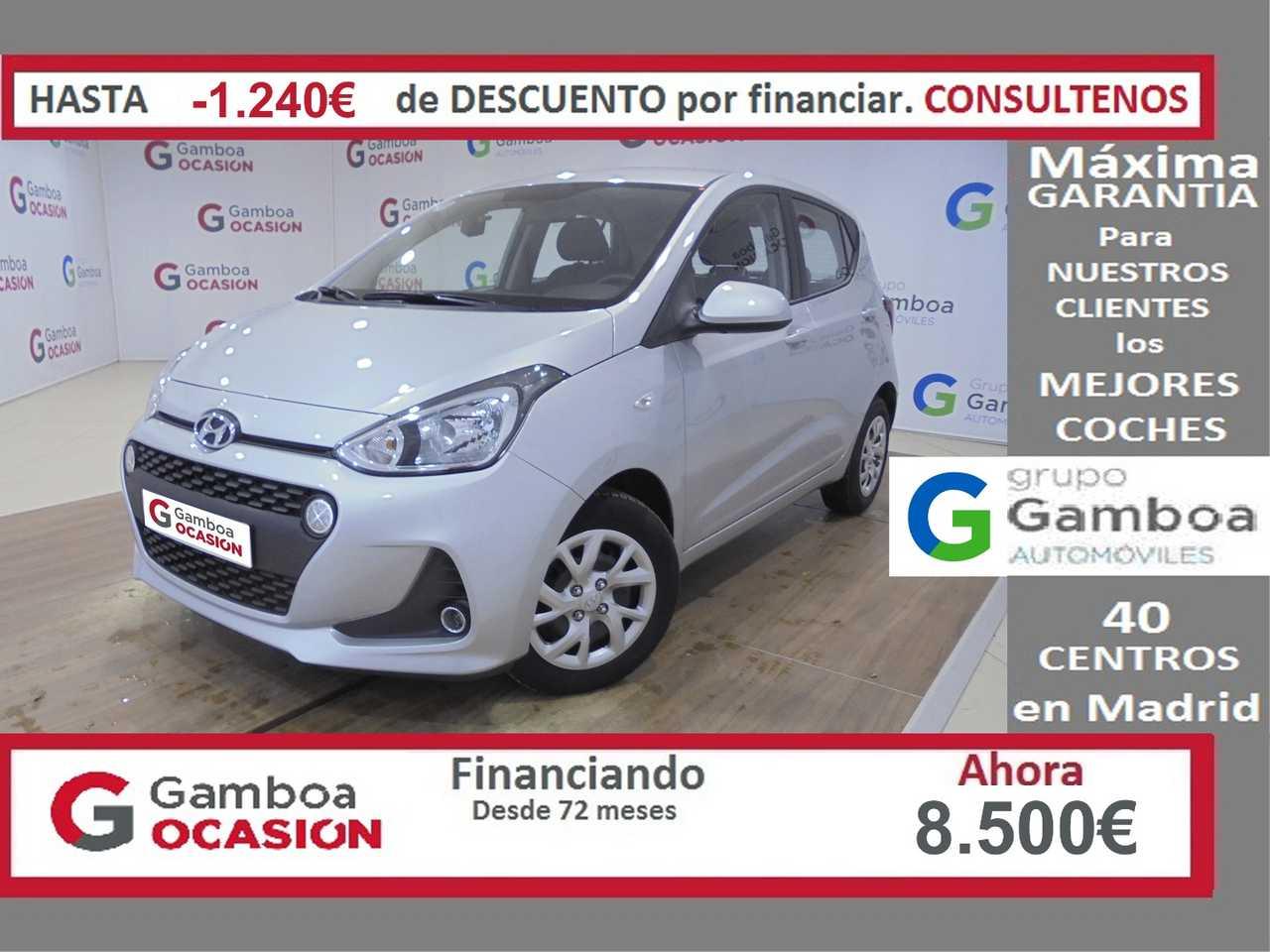 Hyundai i10 Gasolina en Leganés