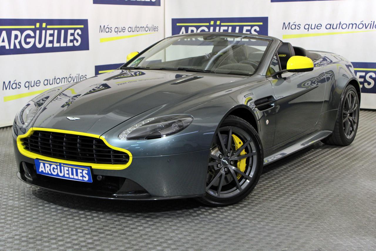 Aston martin V8 Gasolina en Madrid