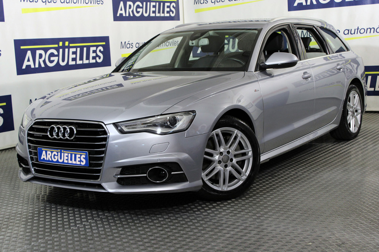 Audi A6 Diésel en Madrid