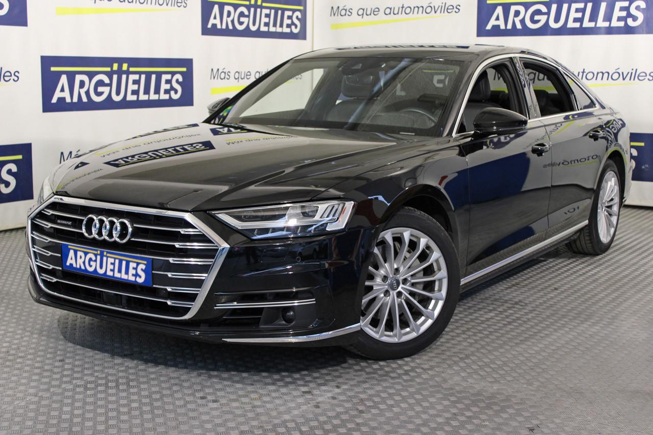 Audi A8 Diésel en Madrid