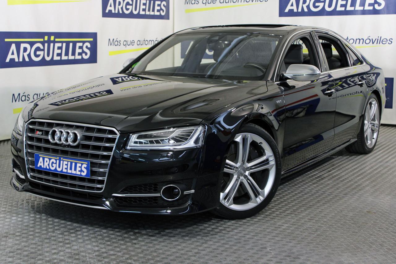 Audi S8 Gasolina en Madrid