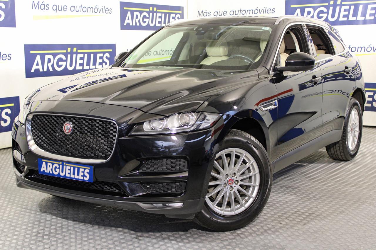 Jaguar F-Pace Diésel en Madrid