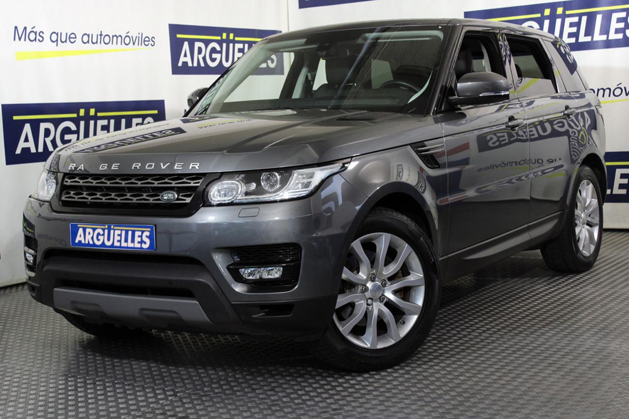 Land-Rover Range Rover Sport Diésel en Madrid