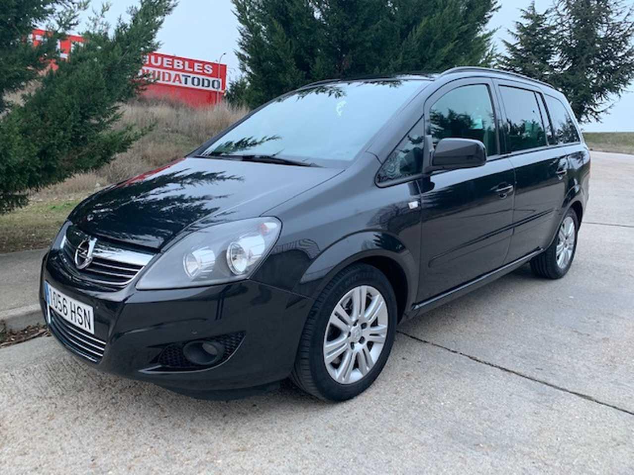 Opel Zafira Diésel en Burgos