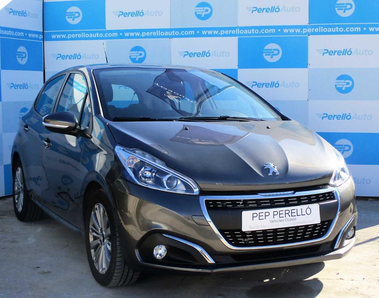 Peugeot 208 Gasolina en Santa Margalida
