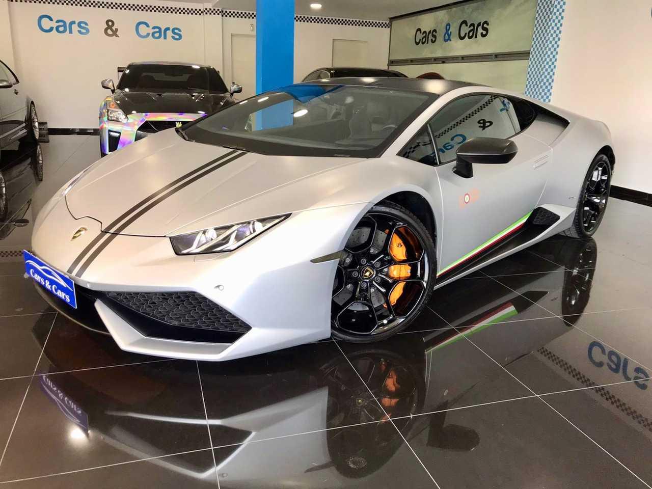 Lamborghini Huracán Gasolina en Sentmenat