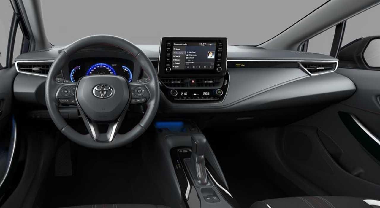 Foto Toyota Corolla 2