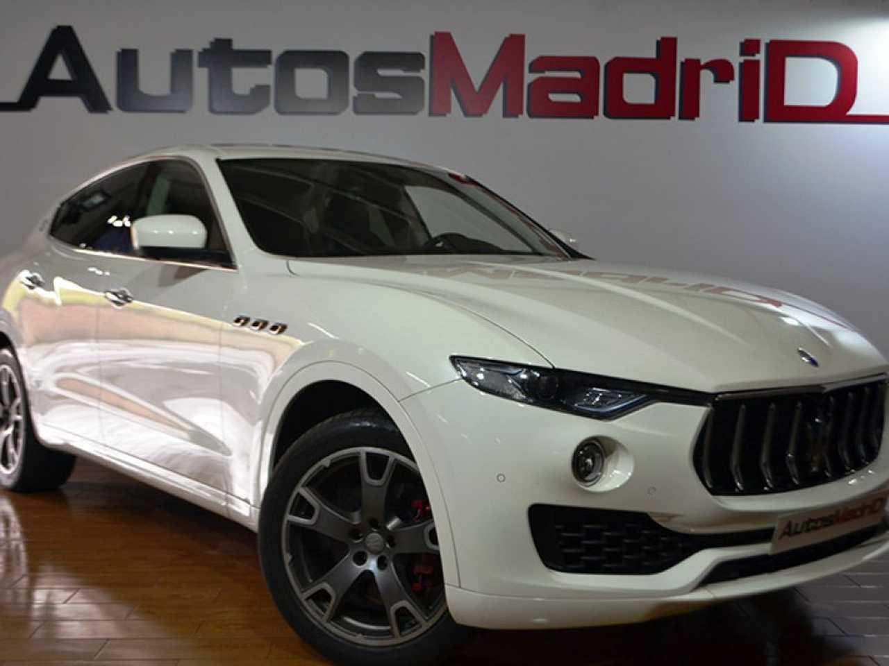 Maserati Levante Diésel en San Sebastián de los Reyes