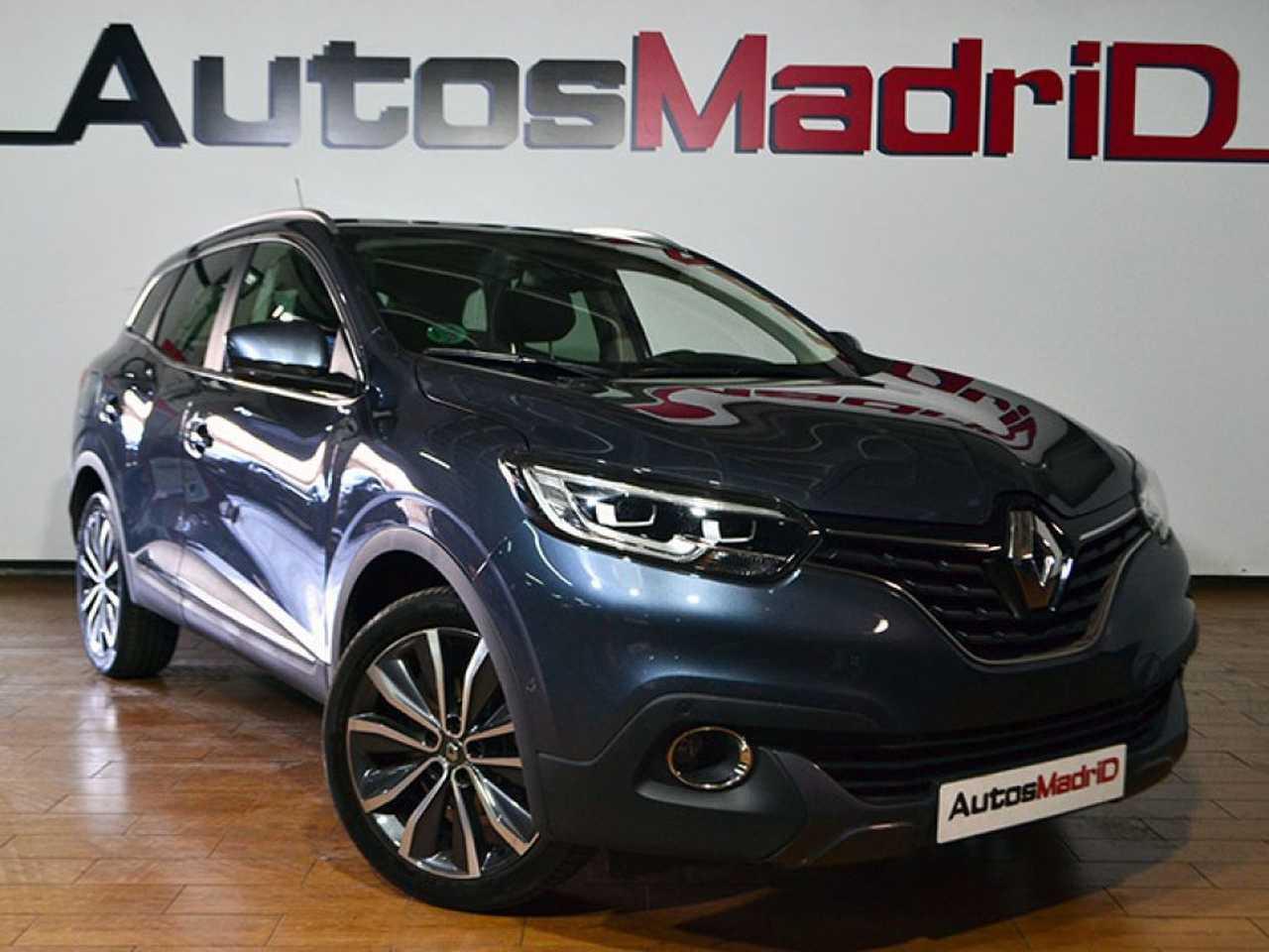 Renault Kadjar Gasolina en San Sebastián de los Reyes