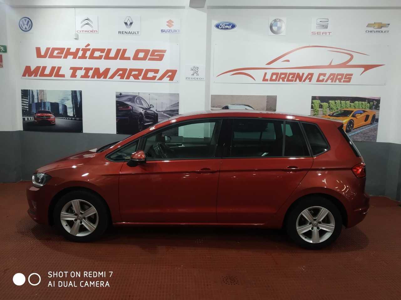 Volkswagen Golf Sportsvan Diésel en Alcalá de Henares