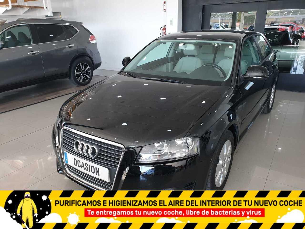 Audi A3 Diésel en Alcalá de Henares