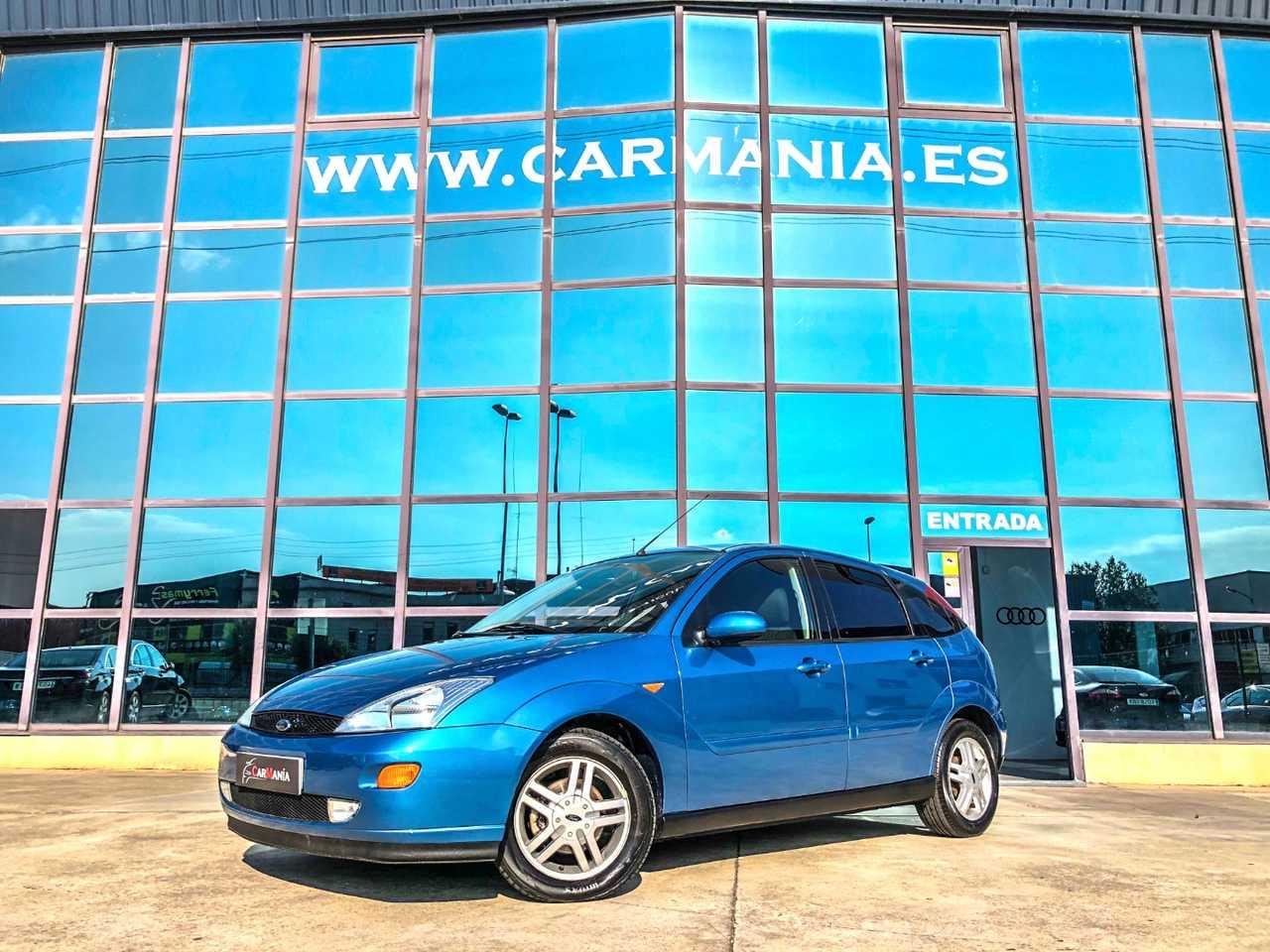 Ford Focus Diésel en Cabanillas del Campo