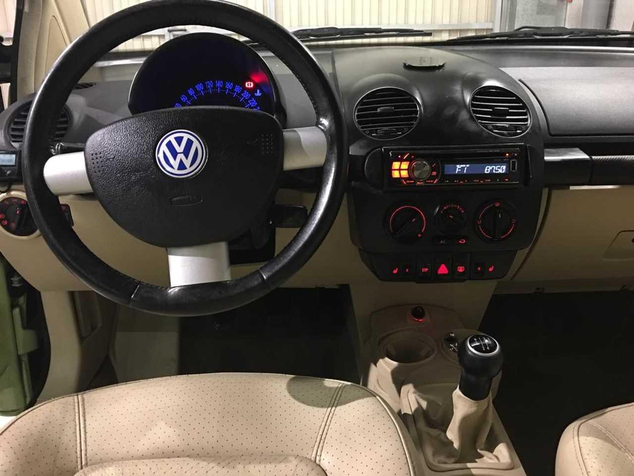 Foto Volkswagen New Beetle 10