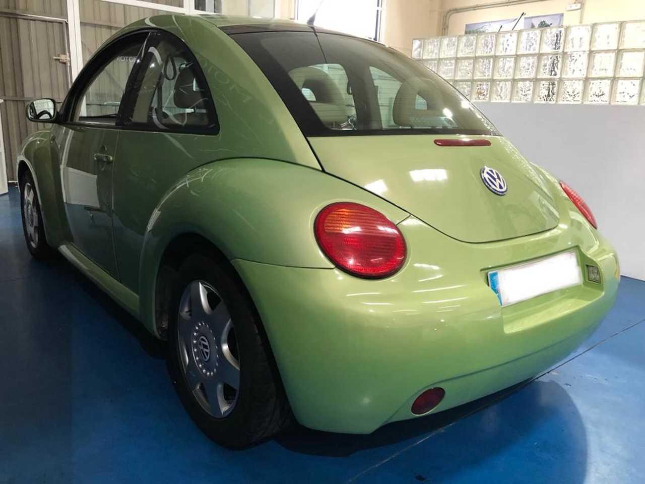 Foto Volkswagen New Beetle 5