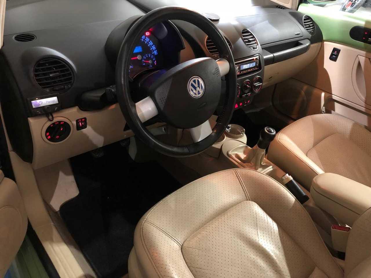 Foto Volkswagen New Beetle 7