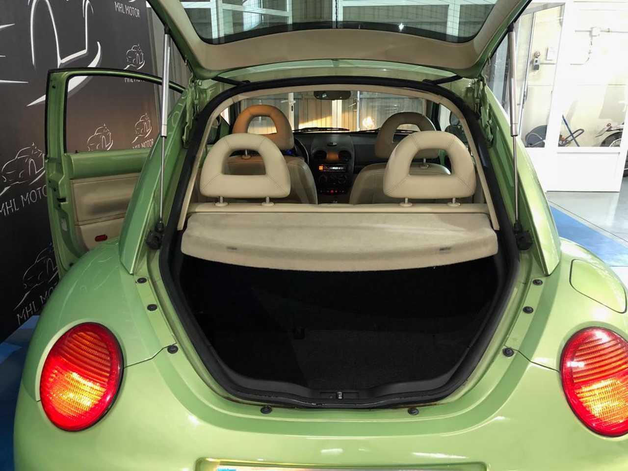 Foto Volkswagen New Beetle 16