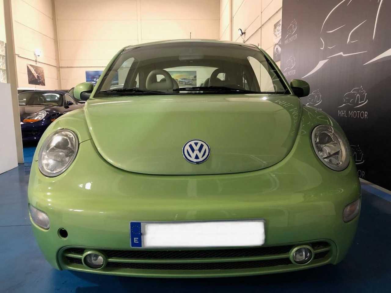 Foto Volkswagen New Beetle 4