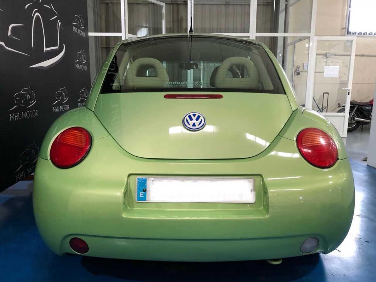 Foto Volkswagen New Beetle 6