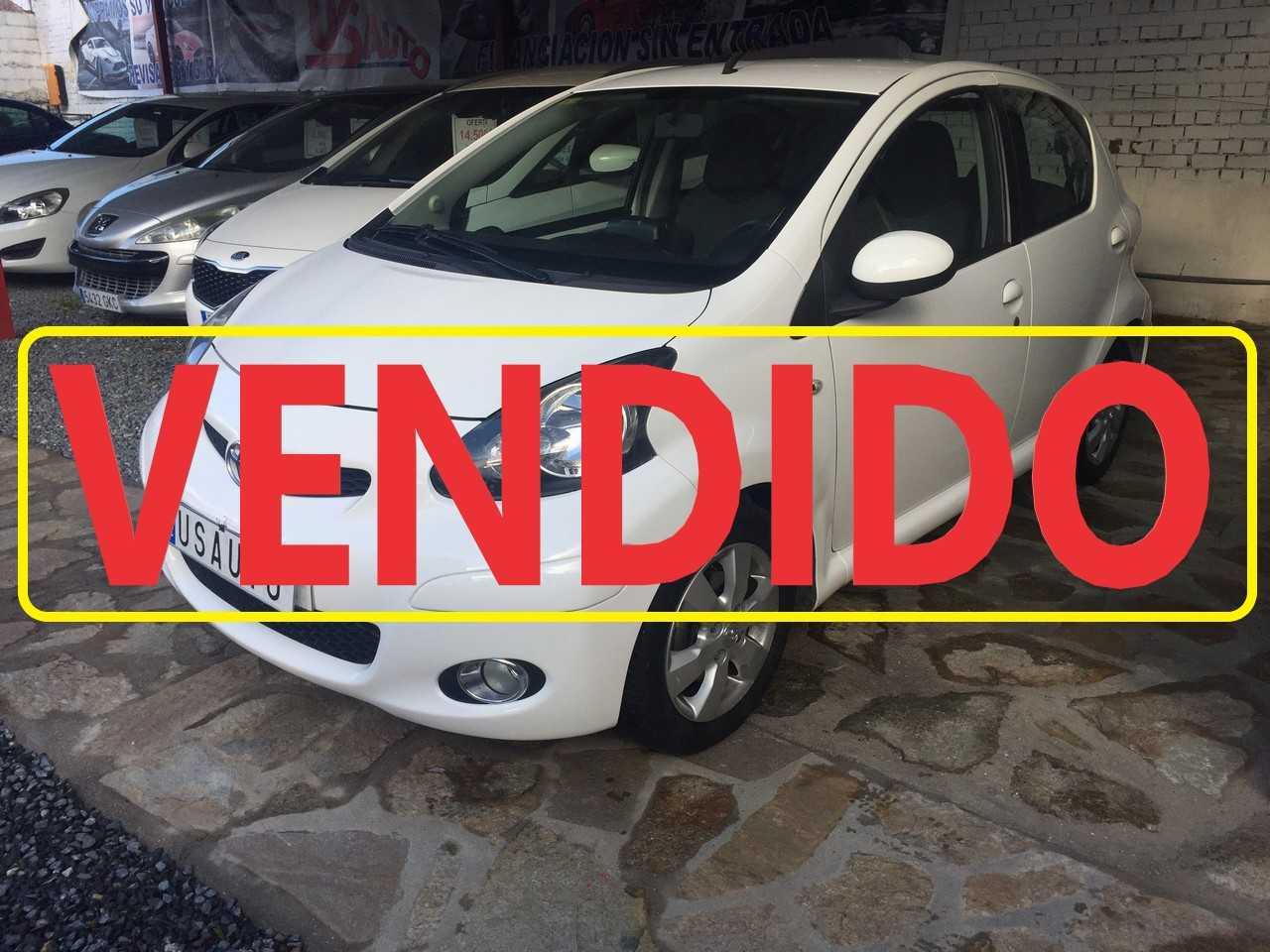 Toyota Aygo Gasolina en Collado Villalba