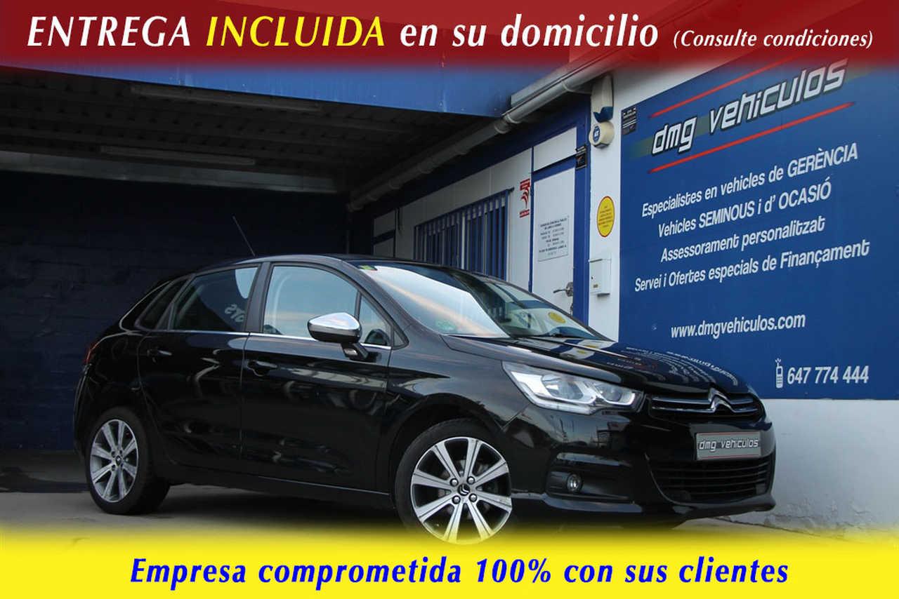 Citroën C4 Diésel en Rubí