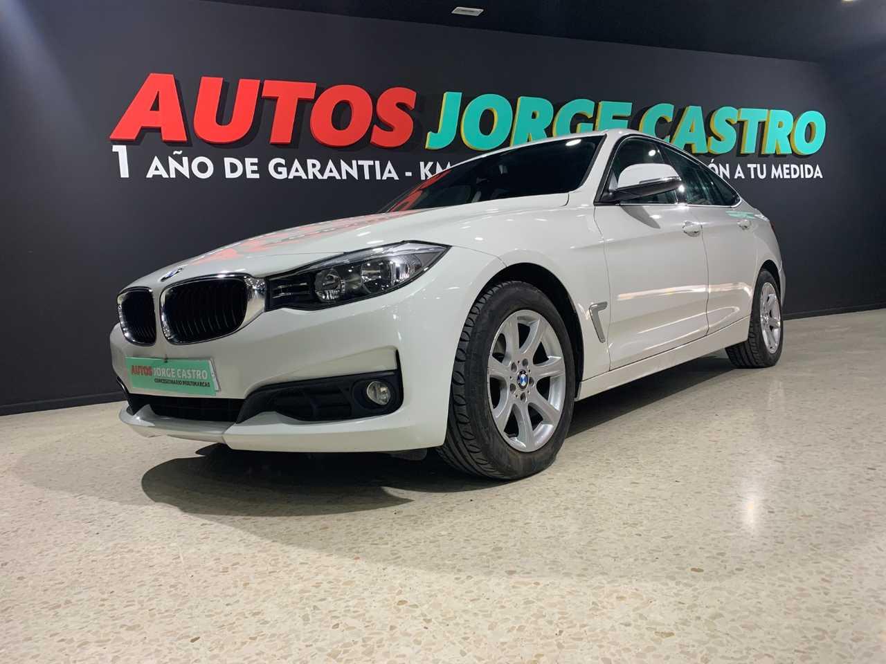 BMW Serie 3 Gran Turismo Diésel en Utrera