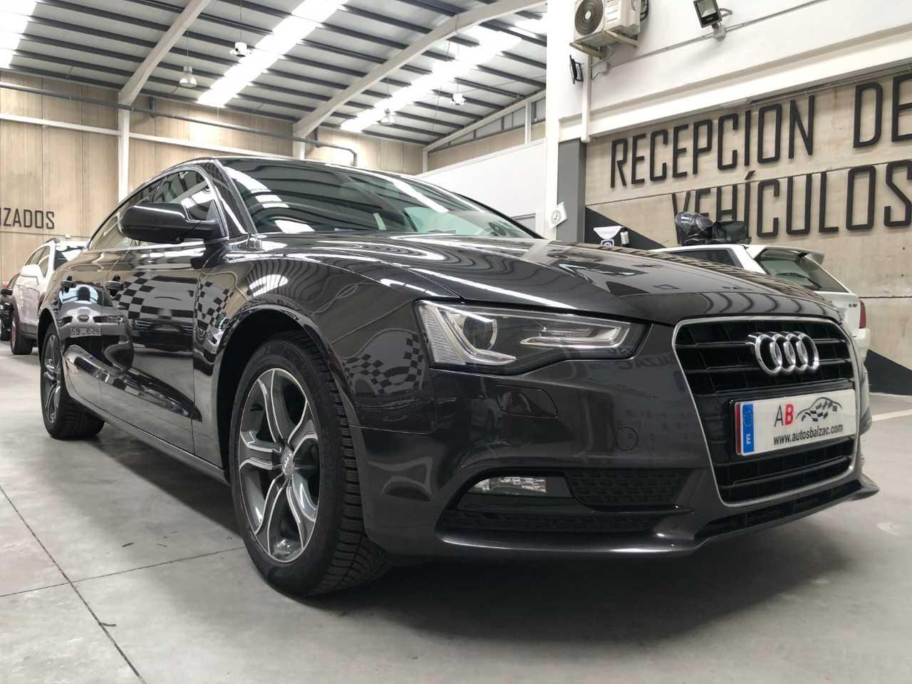 Foto Audi A5 Sportback 2