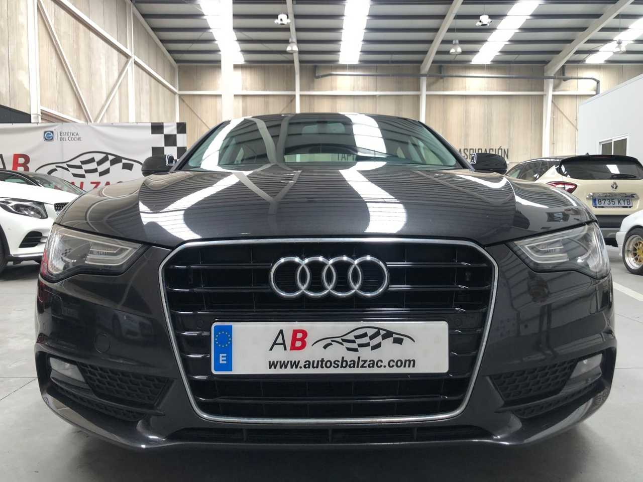 Foto Audi A5 Sportback 3