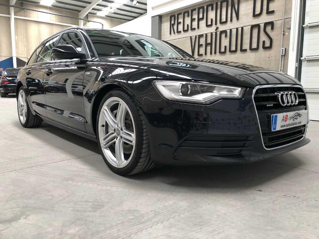 Foto Audi A6 Avant 2