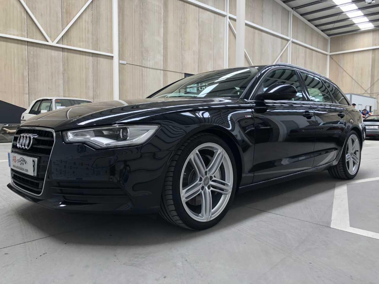 Foto Audi A6 Avant 3