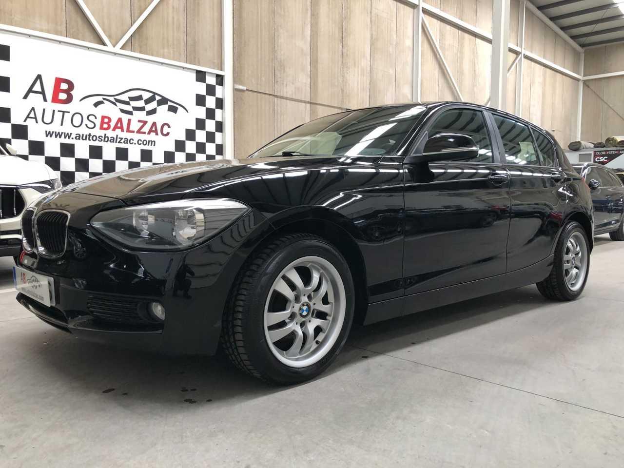 BMW Serie 1 ocasión segunda mano 2012 Diésel por 8.990€ en Málaga