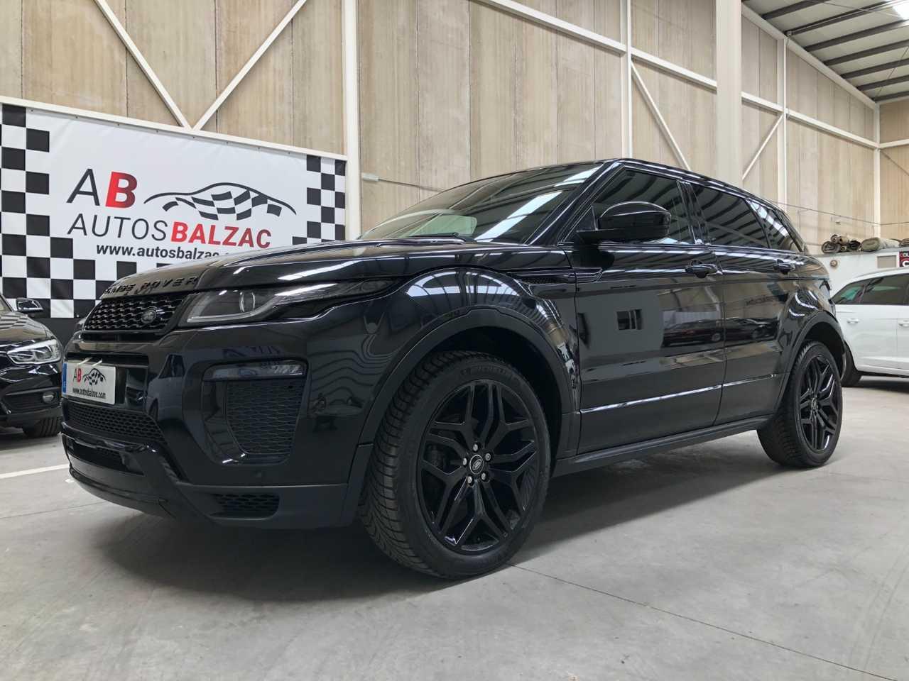 Land Rover Range Rover Evoque ocasión segunda mano 2017 Diésel por 30.990€ en Málaga