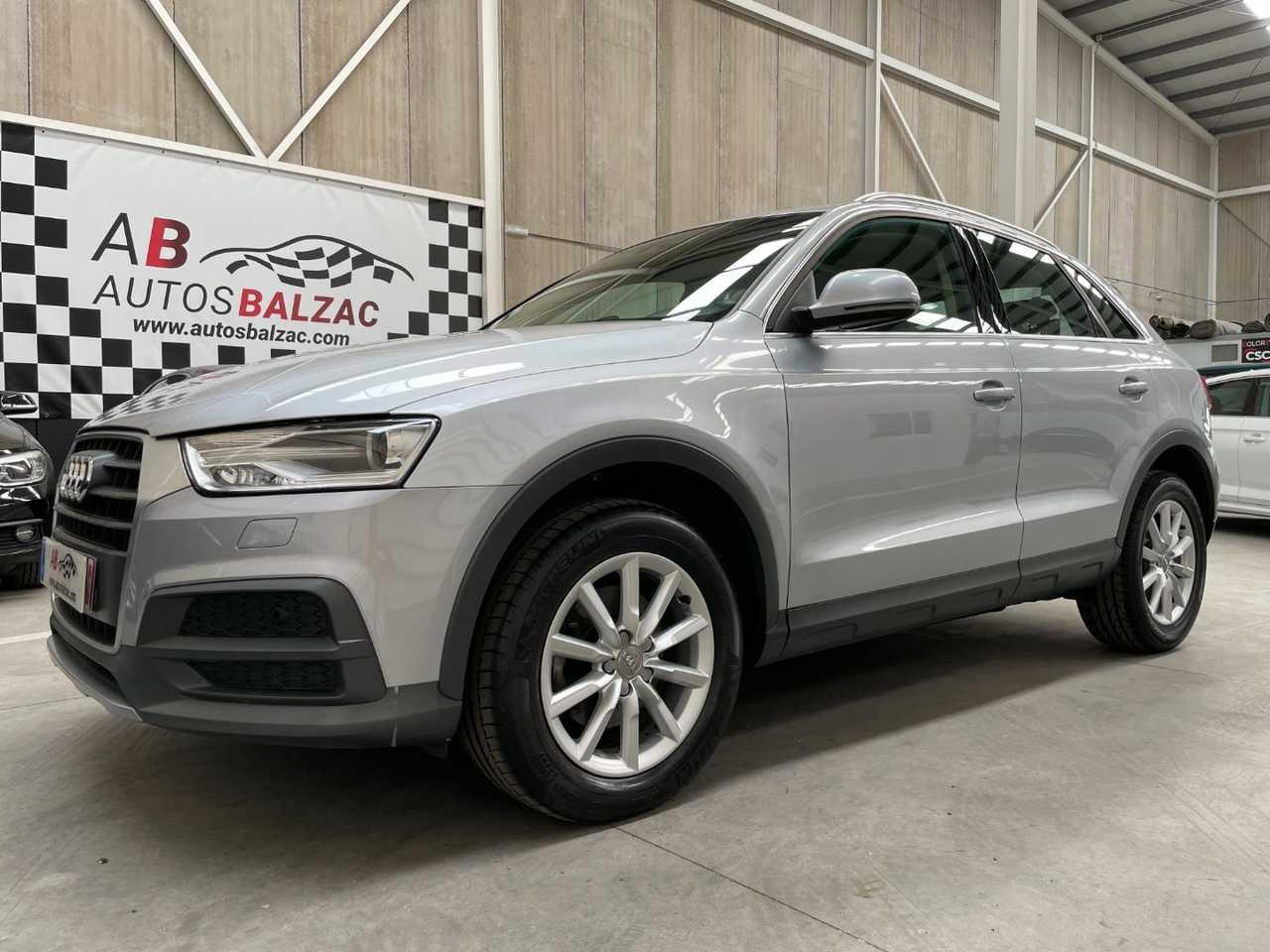 Audi Q3 ocasión segunda mano 2018 Diésel por 20.990€ en Málaga