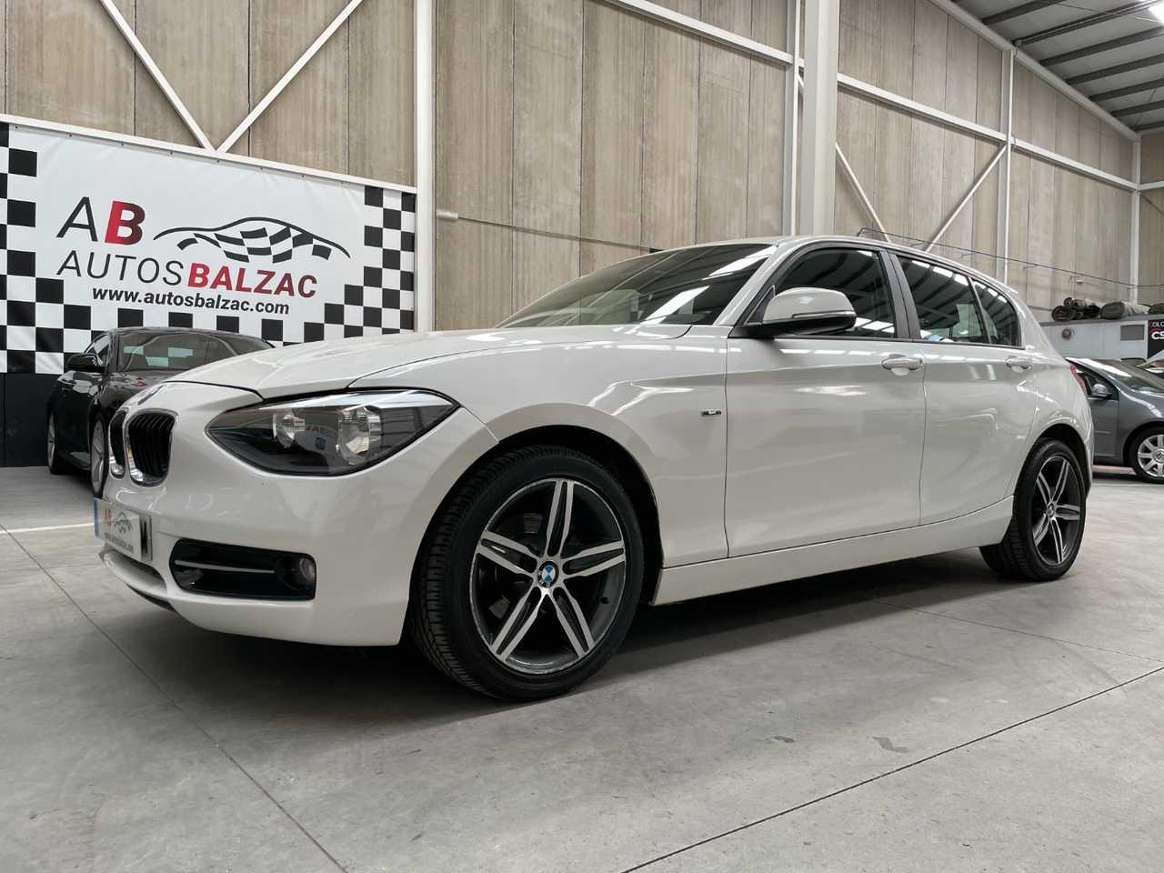 BMW Serie 1 ocasión segunda mano 2014 Diésel por 13.490€ en Málaga