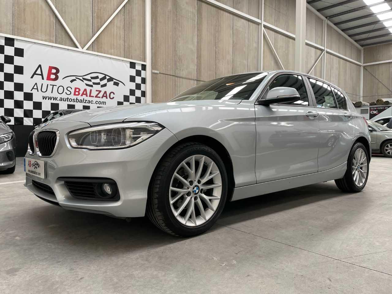 BMW Serie 1 ocasión segunda mano 2016 Diésel por 17.790€ en Málaga