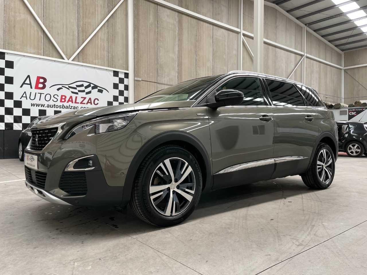 Peugeot 5008 ocasión segunda mano 2017 Diésel por 24.990€ en Málaga