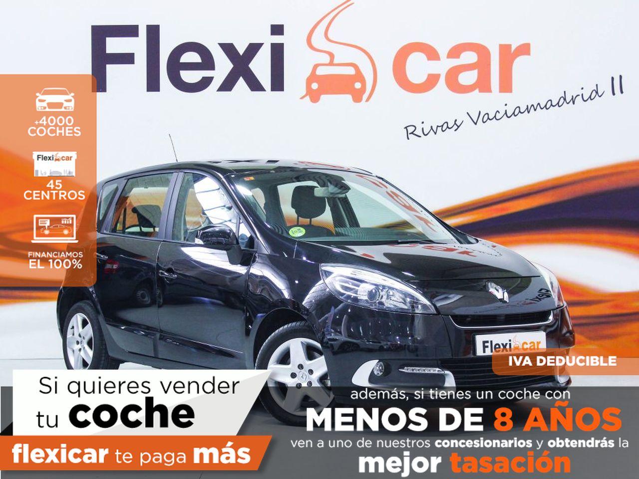 Renault Scénic ocasión segunda mano 2012 Diésel por 7.999€ en Huelva